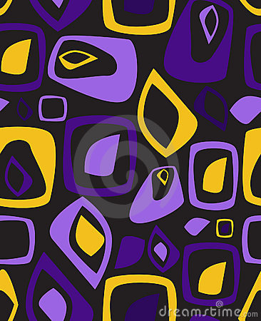 Stylish violet-yellow background