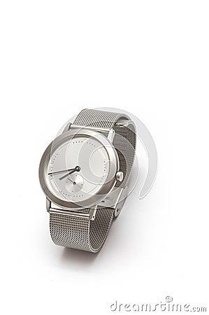 Free Stylish Watch Royalty Free Stock Photo - 14013965