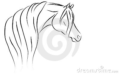 Stylized Arabian Vector Illustration