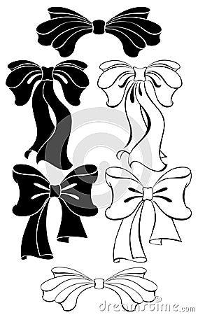 Stylized bow