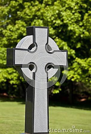 Stylized Celtic Cross