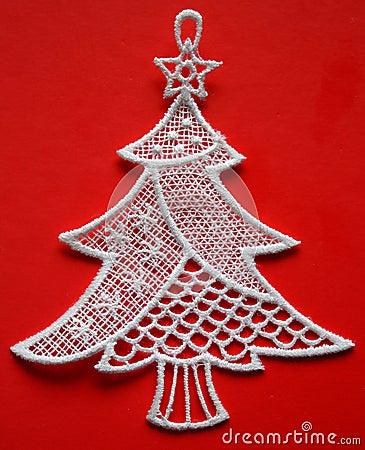 Free Stylized Christmas Tree Stock Photos - 13202763