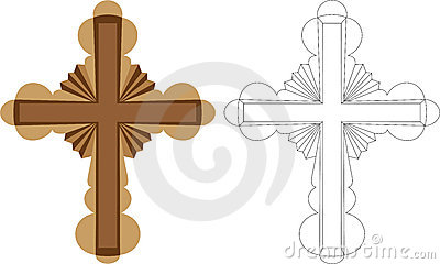 Stylized Cross