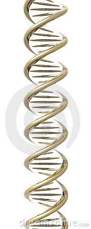 Free Stylized DNA Double Helix Stock Photography - 2218982