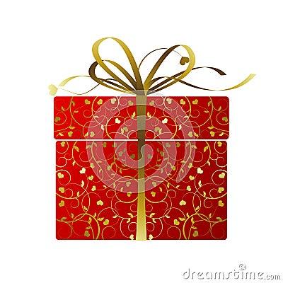 Stylized gift -