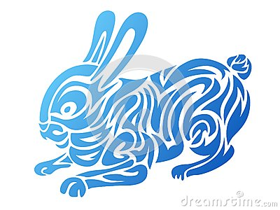 Stylized Rabbit