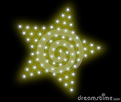 Stylized star
