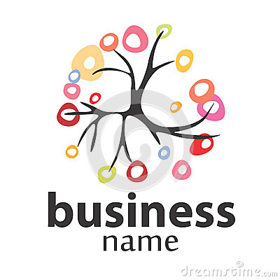 Tree  logo business and the environment