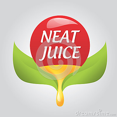 Styled icon natural taste