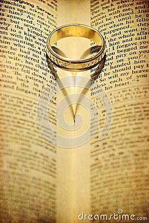 Stylized Wedding Ring
