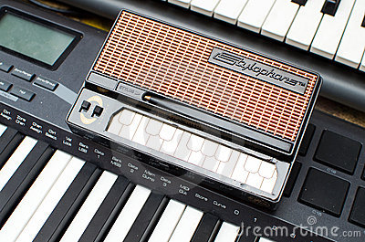 Stylophone Editorial Stock Image