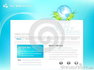 Stylowa eco strona internetowa