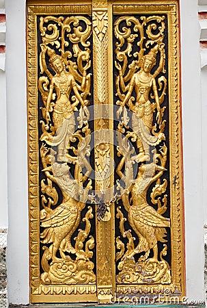 Stylowy tajlandzki tradycyjny