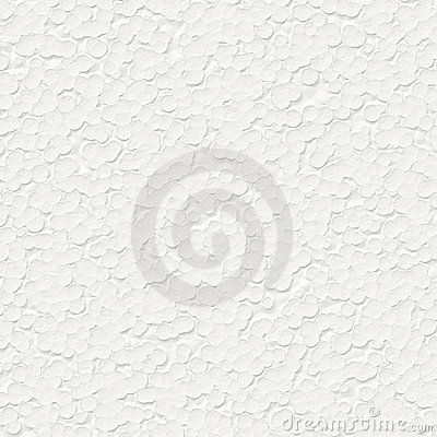 Styrofoam Texture Background