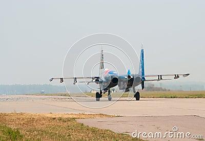 Su-27 s (Russkie Vityazi) Editorial Photo