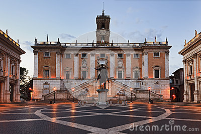 Subida de Roma Capitoline