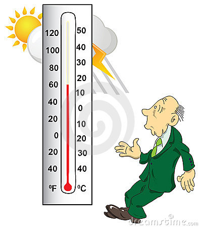 Subject weather