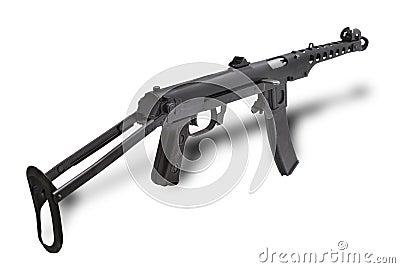 Submachine gun PPS43