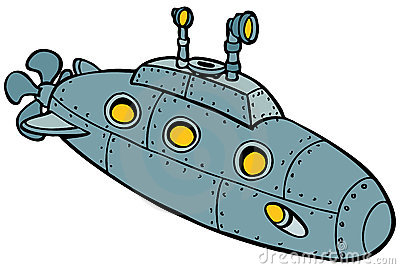 Submarine Stock Vectors And Illustrations