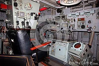 Submarine, Oberon Class, 1968