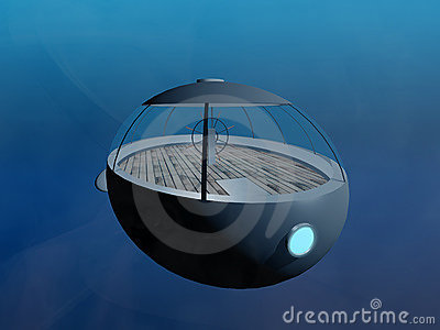 Submersible underwater