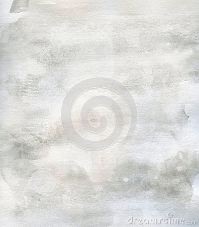 Subtle grunge texture watercolor background grey