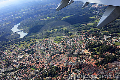 Suburb of Milan