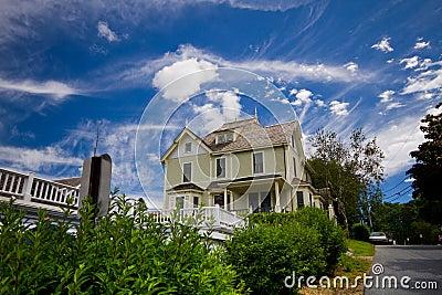 Suburban Residential House