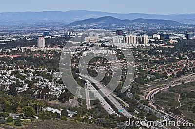 Suburban San Diego, California