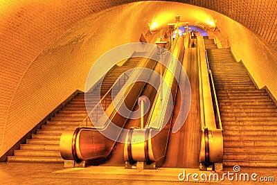 Subway of Lisboa