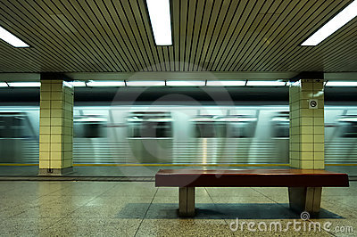 Subway Sideview