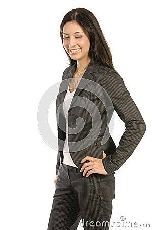 Succesfull woman