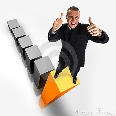 Free SUCCESS!!! Royalty Free Stock Photo - 2178845