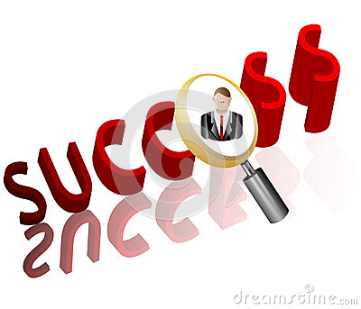 Success business search Employee Icon