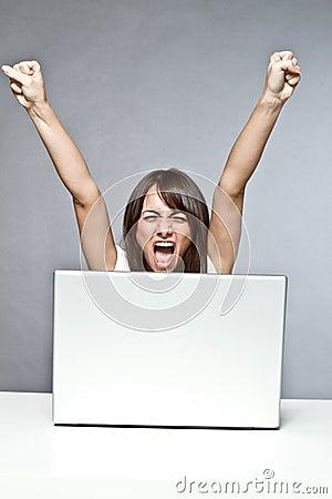 Success on computer