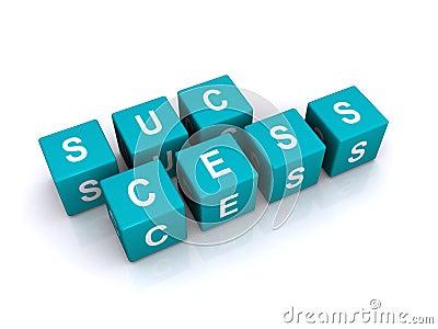 Success Cubes
