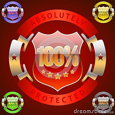 Success emblem