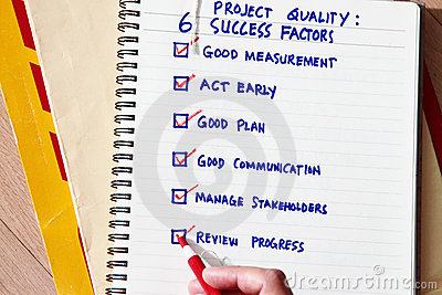 Success factors