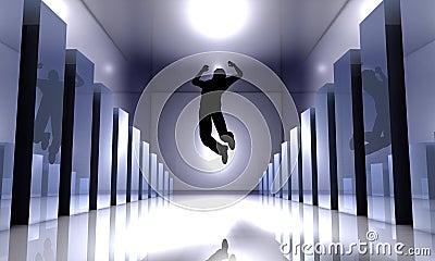 Success Jump