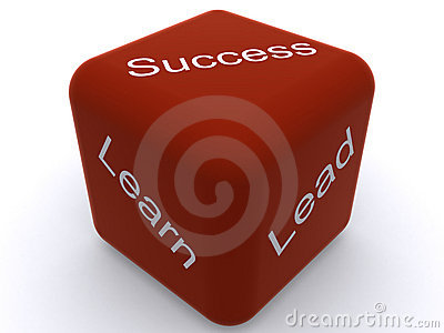 Success, Lead, Learn