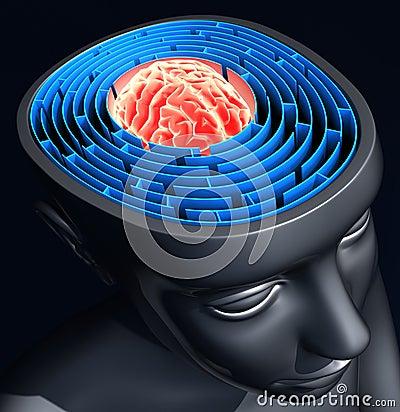 Free Success Mind Stock Image - 9316131