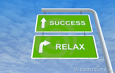Success and relax