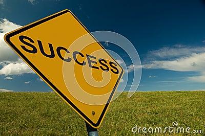 A Success Sign