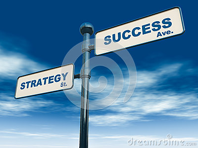 Success strategy
