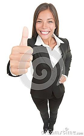 Free Success Woman Royalty Free Stock Photos - 13779238