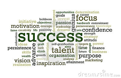 Success Words