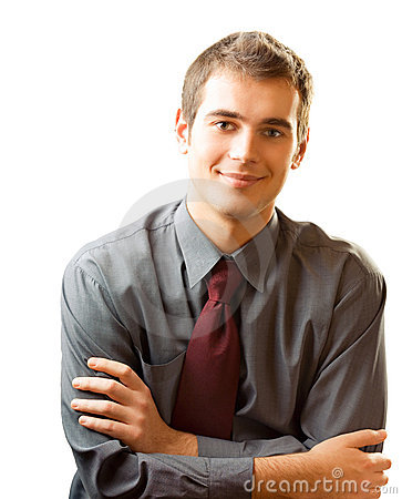 Successful Business Man Royalty Free Stock Photos - Image: 2815068