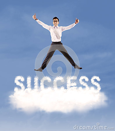 Successful businessman 1