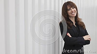 Successful Businesswoman