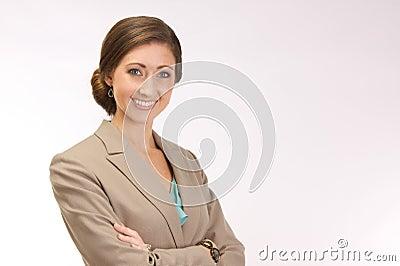 Successful Corporate Woman